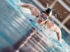 Carmichael Productions, Inc. Boulder Sports Photography Tri Athlete in Pool